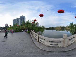 福州西湖公园虚拟旅游