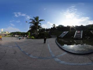 莲花山公园虚拟旅游