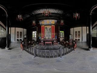 李鸿章住址纪念馆虚拟旅游
