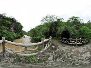 铁溪风景区—全景三