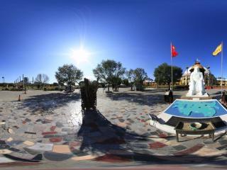 蒙古大营全景