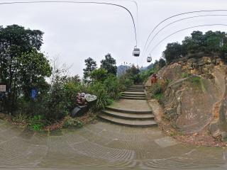 歌乐山虚拟旅游