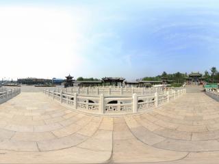 晋祠公园虚拟旅游