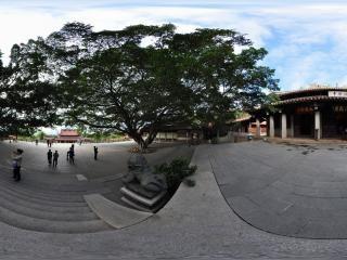 南少林寺大门
