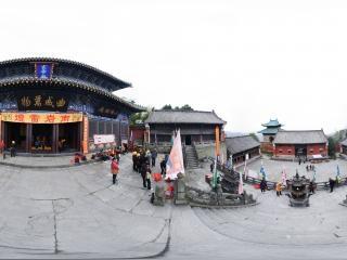 武当南岩景区虚拟旅游