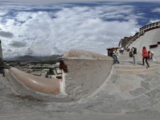 布达拉宫虚拟旅游