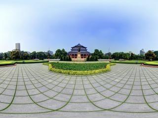 中山纪念馆虚拟旅游