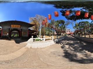 玉泉寺正门