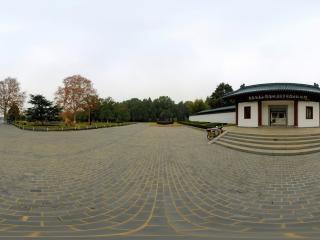 湖北省—黄冈黄麻起义纪念馆烈士纪念馆