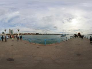 青岛栈桥虚拟旅游