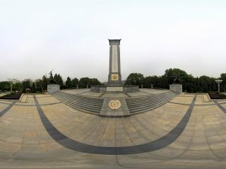 湖北省—黄冈黄麻起义纪念馆纪念碑