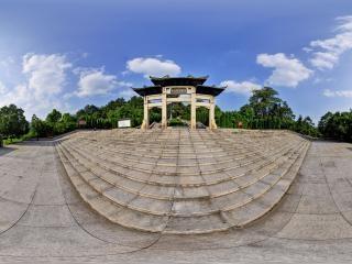 黄山烈士陵园虚拟旅游