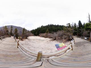 黄龙景区虚拟旅游