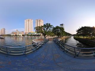 岐江公园虚拟旅游