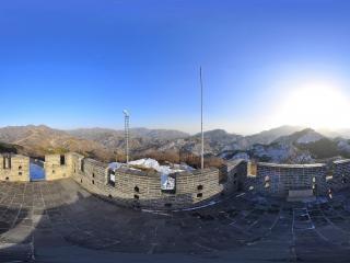 八达岭长城虚拟旅游
