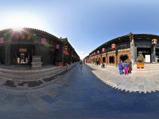 平遥古城虚拟旅游