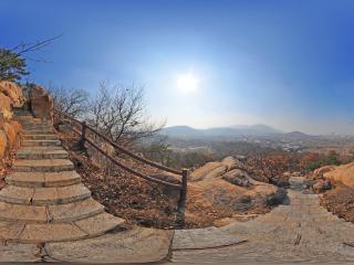 孔望山风景区