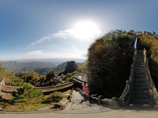 武当金顶景区虚拟旅游