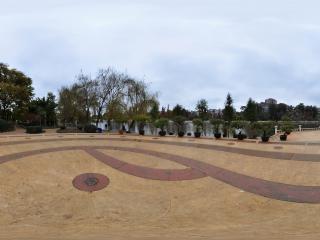 翠湖公园全景
