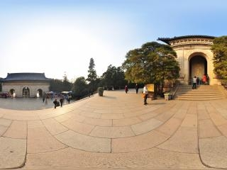 中山陵虚拟旅游