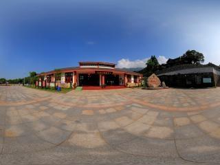 安徽—安庆天柱山国家地质公园全景