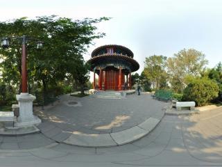 北京—景山公园富览亭