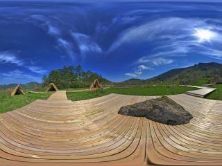 湖北—十堰神农顶之旅全景