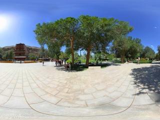 莫高窟广场