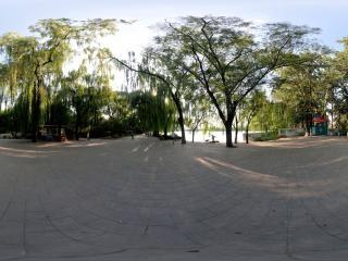 北京—海淀玉渊潭公园(三)全景