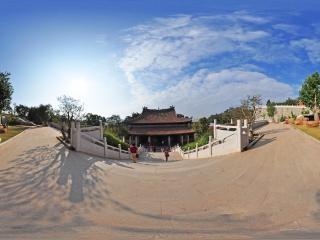 南少林寺全景