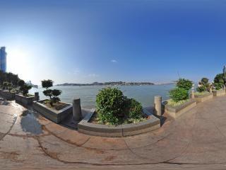 鹭江宾馆全景