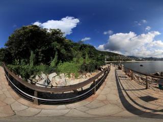 广东—深圳大梅沙海滨公园(场景16)全景