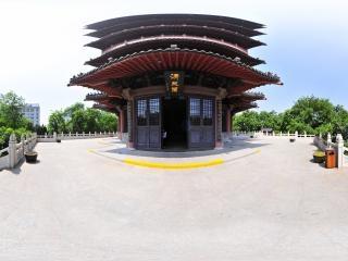 清风阁 2全景