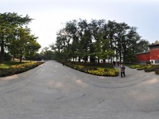 北京—景山公园先蟹坛