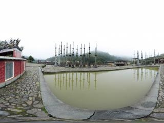 德远堂池塘