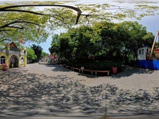 游乐园全景