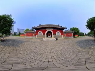 娘娘庙全景