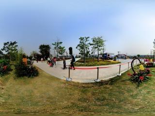 中山纪念堂全景