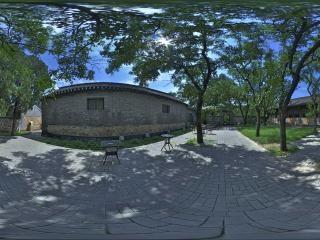 曹雪芹纪念馆四合院