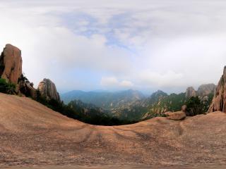 岩石观景台