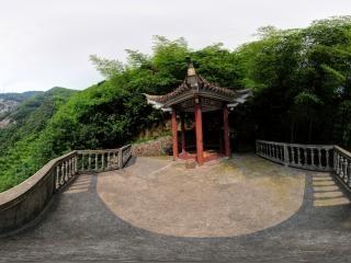 观瀑台全景