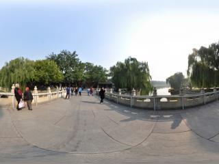 陟山桥全景