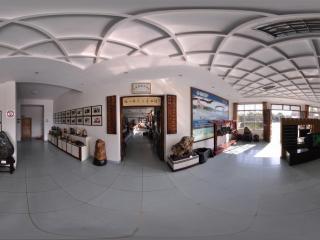 游客接待中心一层大厅