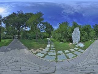 曹雪芹纪念馆石碑