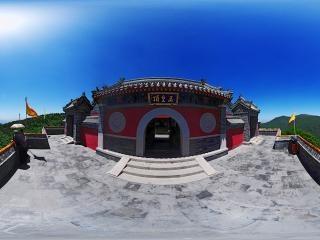 玉皇顶入口