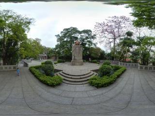伍廷芳铜像