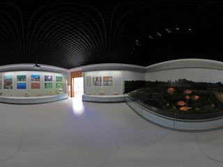 第一展厅全景