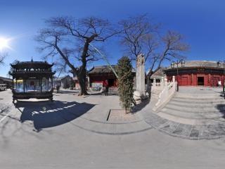 北京—西城北京白云观