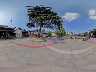 广济寺殿外全景