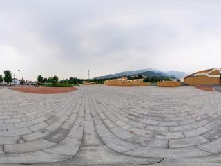 龙庆峡门口